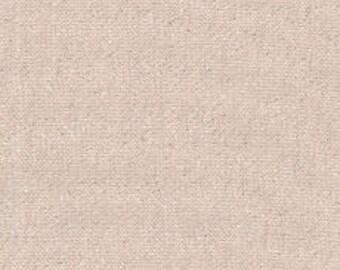 Fabric -Glimmer Solids Pearl Blush W/silver- Cloud9 Yarn-dyed Broadcloth W/metallic