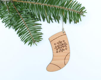 Stocking Ornament *NEW*