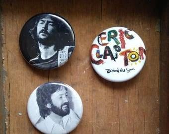 Eric Clapton Pins