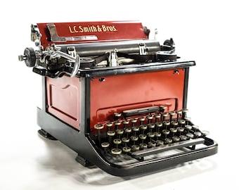 1938 L. C. Smith-Corona Super Speed Typewriter