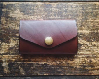 Handmade Leather Key Wallet