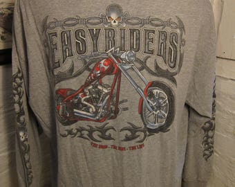 Size XXL (52) ** Easy Riders Shirt (Double Sided)
