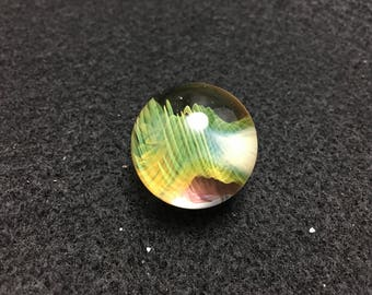 Internal Reflection Marble