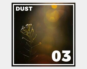 Dust Photoshop Overlays, Floating Glitter, Gold Dust, Background Backdrops Enhancement