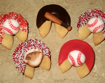 30 CUSTOM BASEBALL Fortune Cookies for thsoccer7