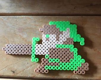 Pixel Link from Legend of Zelda