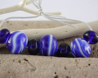 Assortment of Lampwork Glass Bead