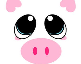 Piggy Face Shirt