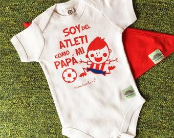 Baby Soccer Body, baby, gift, soccer Pack