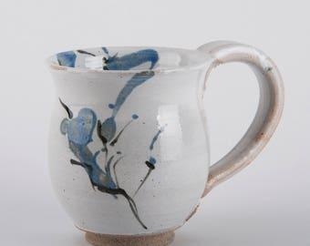 COFFEE or tea - stoneware-coffee or tea mug Stoneware