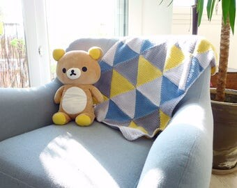 EMMA - Blanket 100% pure Merino Wool