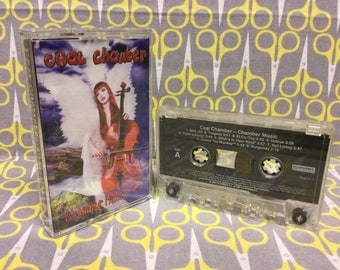 Chamber Music by Coal Chamber Cassette Tape rock