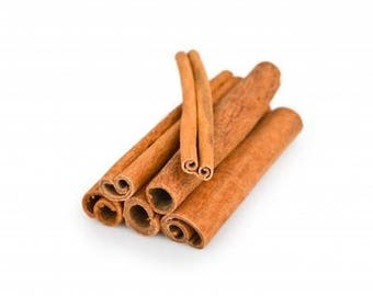 Deco x 8 cinnamon sticks