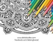 Mapdala Colouring Pack...