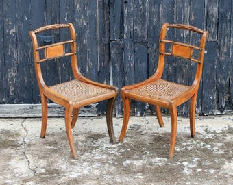 Pair of Victorian Antique Chairs