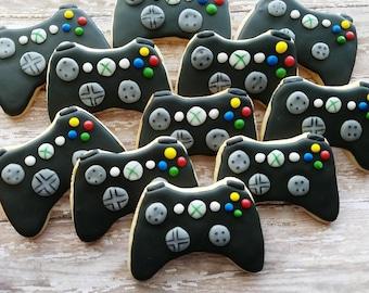 Xbox cookies (Dozen)