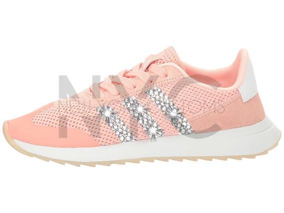 Adidas Flashback Haze Coral White Shoes