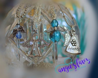 Chain Necklaces, Angels