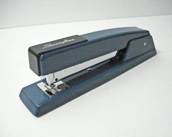Blue Swingline Stapler Vintage