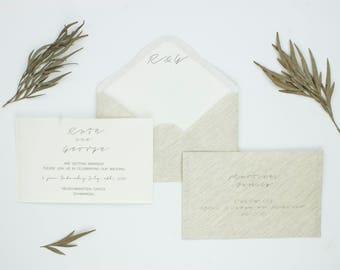Neutral envelope