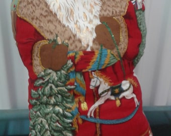Vintage Father Christmas/  Dated  Dec. 1994