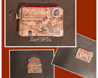 Vintage Mail ID Wallet