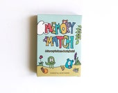 Memory Match card game: educational, learn about plants & essential oils with your diffuser friends.
