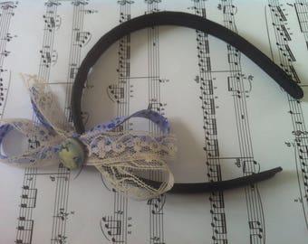 """Headband romantic """"Elisa"""""""