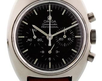 Vintage Omega Seamaster 145.016-68 Speedmaster Dial 861 Caliber