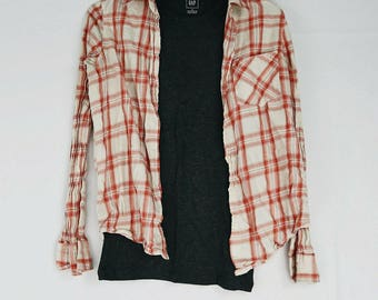 Flannel and T-shirt Bundle!
