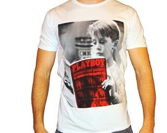 Playboy Kevin T-Shirt - 1/3 of sales price is donated to a good cause!