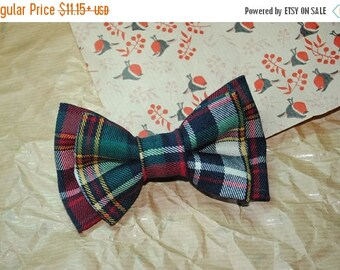 15% off Man gift Gift for man Green red plaid bow tie Anniversary gift For husband Boyfriend gift For brother Gifts for him Holiday gift Ann