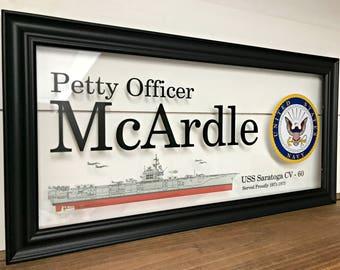 Navy chief | Etsy