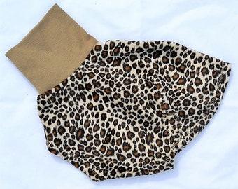 Italian Greyhound Clothing. Italian Greyhound Coat. Chocolate Cheetah Jammie. Dog Clothing. Pet Clothing. Fleece Dog Coat. Dog jacket.