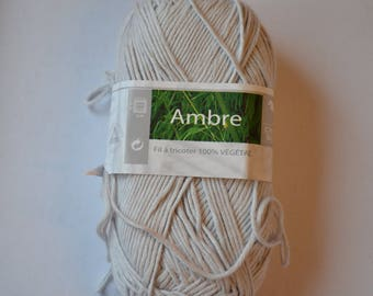 pelote AMBRE coton et bambou de CHEVAL BLANC 071