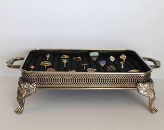 Ring Display Stand | Jewelry Organizer Stand | Ring Holder Display | Standing Ring Organizer | Ring Display | Jewelry Display Jewelry Holder
