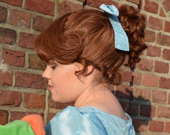 Wendy Darling Inspired Wig