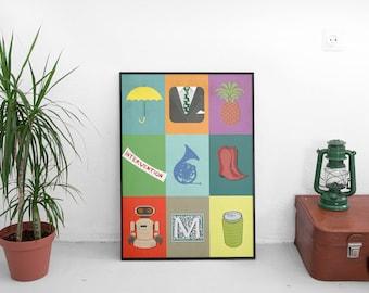 How I Met Your Mother   Art Prints