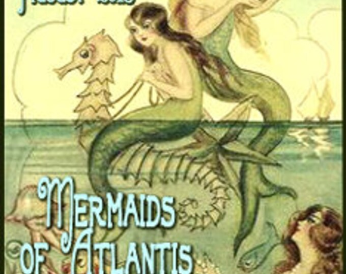 Mermaids of Atlantis 2015 - Handcrafted Fragrance for Women - Summer 2015 - Love Potion Magickal Perfumerie