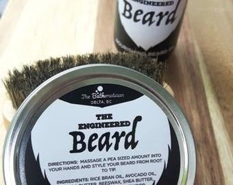 Beard Balm, The Engineered Beard,  Gifts For Men, Beard Care