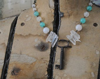 Key Elements Necklace