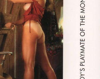 MATURE - Playboy Trading Card March Edt. 1979 - Playmate Centerfold - Denise McConnell - Card #78