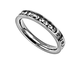 "Princess Ring ""Purity"""