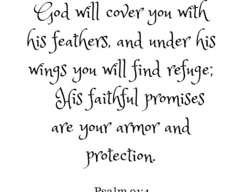 God will cover you