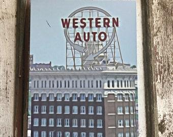 Kansas City Western Auto Building