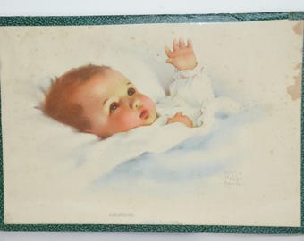 Bessie Pease Gutmann child print