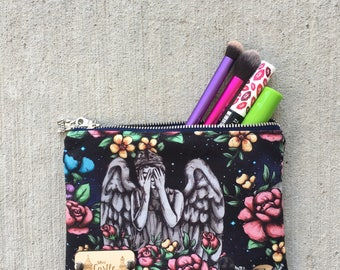 The Pocket Pouch--Maps., Zipper Pouch, Cosmetic Bag, Gift Bag