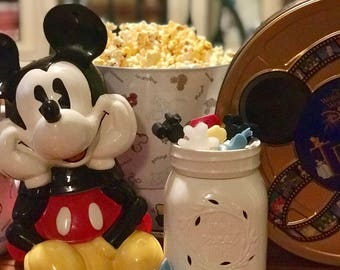 Disney's Iconic Shapes & Smells Wax Melts