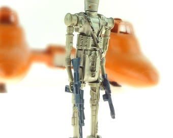 Star Wars IG-88 Action Figure Bounty Hunter 1980 The Empire Strikes Back