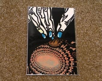 """Lexi II"" Art Print [open edition, 4x6""]"
